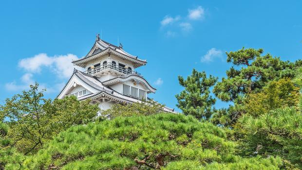 長浜城の写真